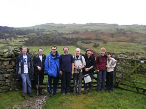 Day 4 On the Dales Way